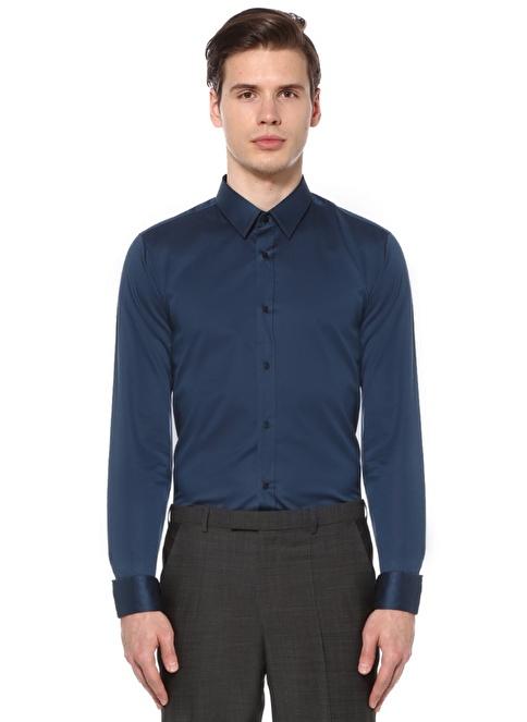 Hugo Gömlek Mavi